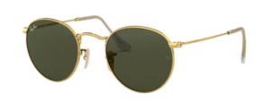 Ray-Ban Round Metal RB 3447 Sunglasses