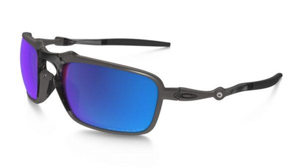 Oakley OO6020-04 Badman Sunglasses-1