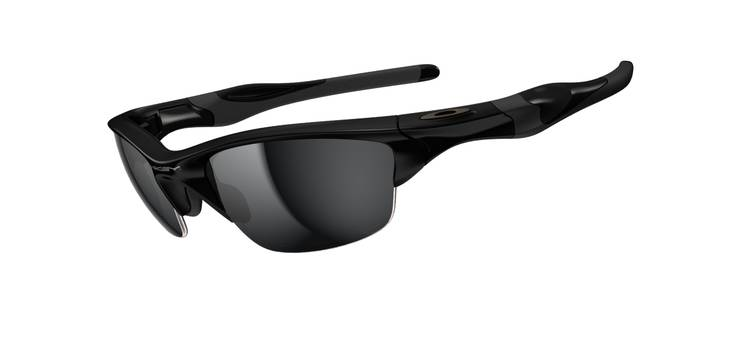 Oakley OO9144-01 Half Jacket 2.0 Sunglasses-1
