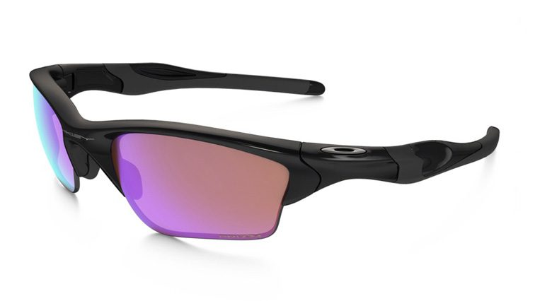 Oakley OO9154-915449 PRIZM Golf Half Jacket Sunglasses-1