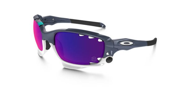Oakley OO9171-23 Racing Jacket 30 Years Sport Special Edition Sunglasses-1