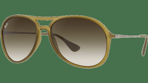 Ray-Ban Alex RB 4201 6074/7Z Sunglasses-1