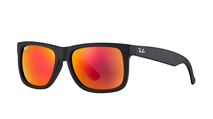 Ray-Ban BR 4165 622/6Q Justin Sunglasses-1