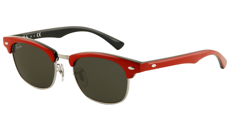 Ray-Ban Junior RJ 9050S 162/71 Clubmaster Sunglasses-1