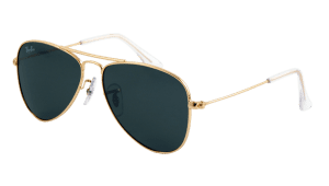 Ray-Ban Junior RJ 9506S 223/71 Aviator Sunglasses-1