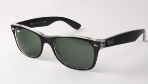 Ray-Ban RB 2132 6052 New Wayfarer Sunglasses-1