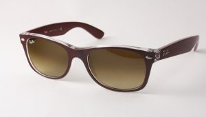 Ray-Ban RB 2132 6054/85 New Wayfarer Sunglasses-1