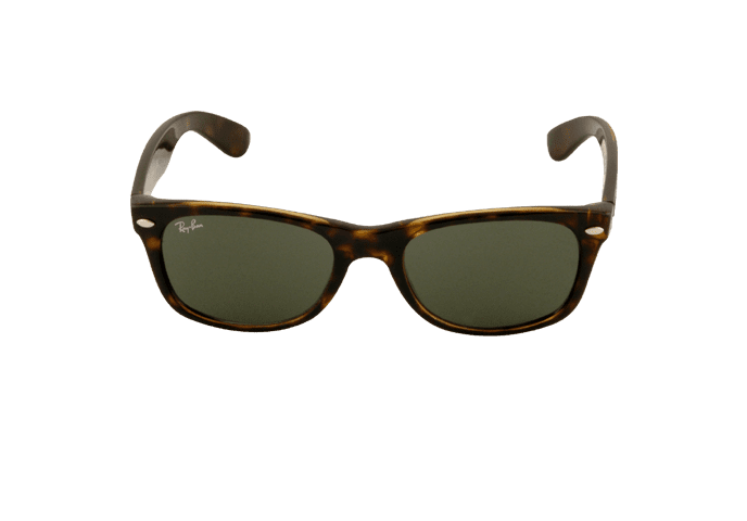 Ray-Ban RB 2132 6143/71 Metal Effect New Wayfarer Sunglasses-1