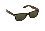 Ray-Ban RB 2132 6145/85 Metal Effect New Wayfarer Sunglasses-12
