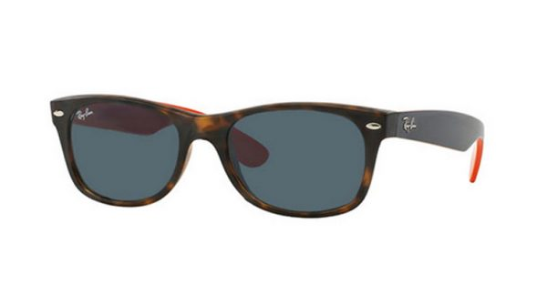 Ray-Ban RB 2132 6180R5 New Wayfarer Sunglasses-1