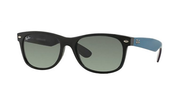 Ray-Ban RB 2132 618371 New Wayfarer Sunglasses-1