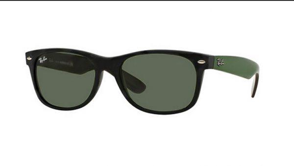 Ray-Ban RB 2132 61844E New Wayfarer Sunglasses-1