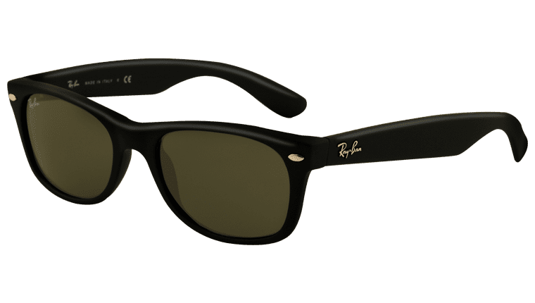 Ray-Ban RB 2132 622 New  Wayfarer Sunglasses-1