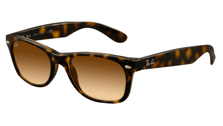 Ray-Ban RB 2132 710/51 New  Wayfarer Sunglasses-1