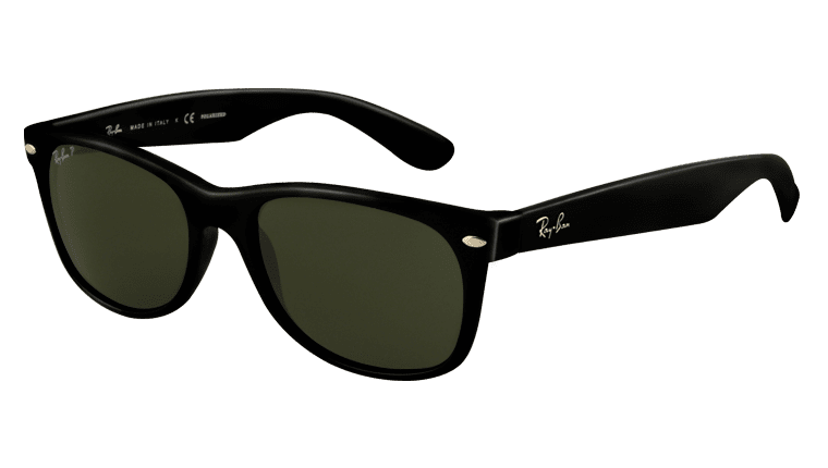 Ray-Ban RB 2132 901/58 New Wayfarer Sunglasses-1