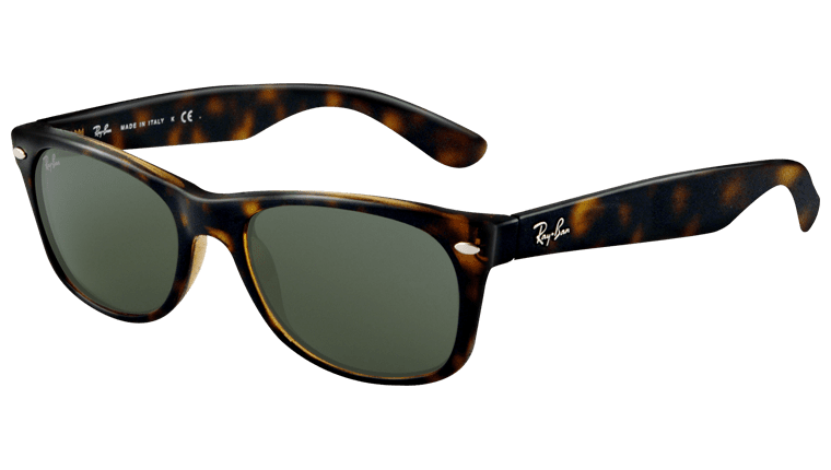 Ray-Ban RB 2132 902 New Wayfarer Sunglasses-1