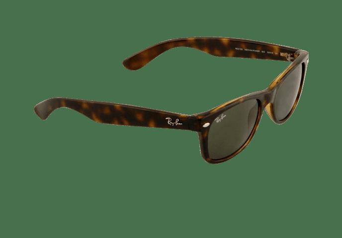 2f41cd06b1 Ray-Ban RB 2132 902/58 New Wayfarer Polarised Sunglasses ...