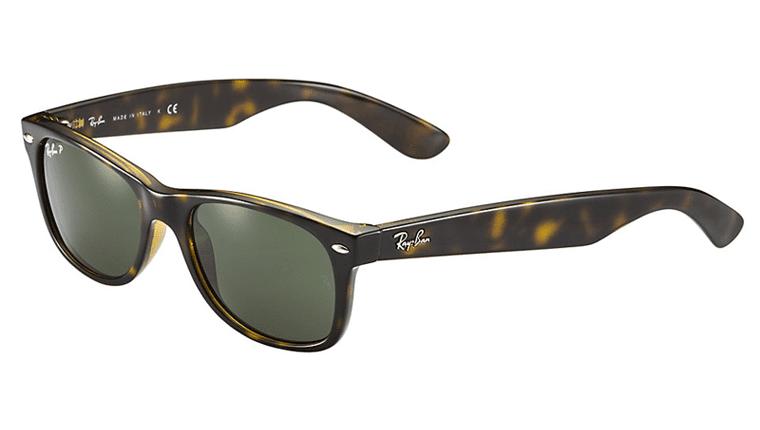 Ray-Ban RB 2132 902/58 New Wayfarer Sunglasses-1
