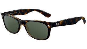 Ray-Ban RB 2132 902L New Wayfarer Sunglasses-1