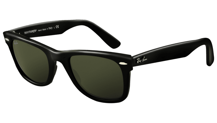 ed34ea15cd Ray-Ban RB 2140 901 Wayfarer Sunglasses | Sunglasses Direct