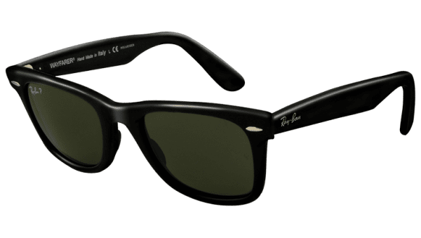 Ray-Ban RB 2140 901/58 Wayfarer Sunglasses-1