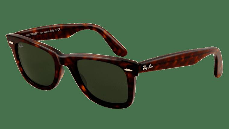 Ray-Ban RB 2140 902 Wayfarer Sunglasses | Sunglasses Direct