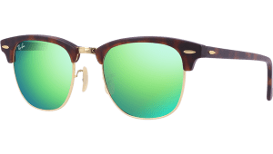 Ray-Ban RB 3016 1145/19 Clubmaster Sunglasses-1