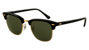 Ray-Ban RB 3016 901/58 Clubmaster Sunglasses-1