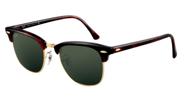 Ray-Ban RB 3016 990/58 Clubmaster Sunglasses-1
