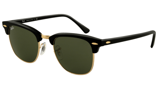 Ray-Ban RB 3016 W0365 Clubmaster Sunglasses-1