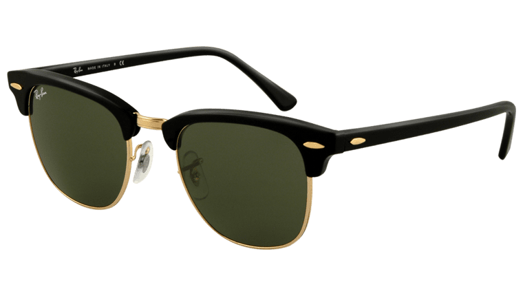 4a7e773536 Ray-Ban RB 3016 W0365 Clubmaster Sunglasses-1