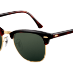 Ray-Ban RB 3016 W0366 Clubmaster Sunglasses-1
