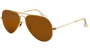 Ray-Ban RB 3025 001/33 Aviator Sunglasses-1
