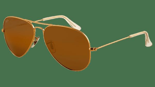 Ray-Ban RB 3025 001/33 Aviator Sunglasses-1