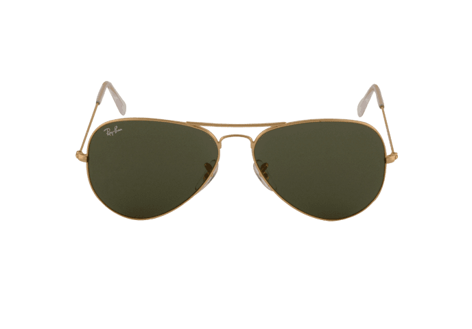 Ray-Ban RB 3025 001/3F Aviator Sunglasses-1
