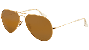 Ray-Ban RB 3025 001/51 Aviator Sunglasses-1