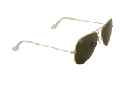 Ray-Ban RB 3025 001/57 Aviator Sunglasses-12