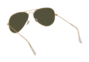 Ray-Ban RB 3025 001/57 Aviator Sunglasses-7