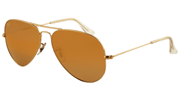 Ray-Ban RB 3025 001/57 Aviator Sunglasses-1