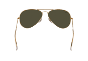 Ray-Ban RB 3025 001/57 Aviator Sunglasses-8