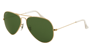 Ray-Ban RB 3025 001/58 Aviator Sunglasses-1