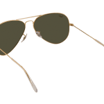 Ray-Ban RB 3025 001/58 Aviator Sunglasses-7