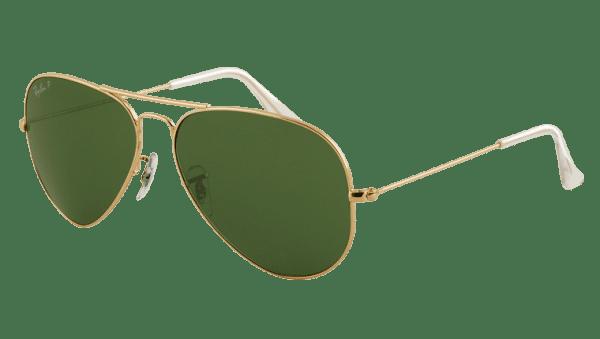 Ray-Ban RB 3025 001/58 Aviator Sunglasses-1
