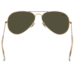 Ray-Ban RB 3025 001/58 Aviator Sunglasses-8