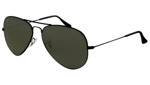 Ray-Ban RB 3025 002/58 Aviator Sunglasses-1