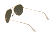 Ray-Ban RB 3025 002/58 Aviator Sunglasses-9