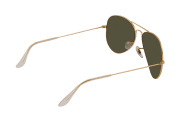 Ray-Ban RB 3025 004/78 Aviator Sunglasses-9