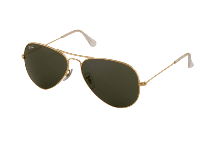 ray ban rb 3025 112 69 aviator sunglasses sunglasses direct. Black Bedroom Furniture Sets. Home Design Ideas
