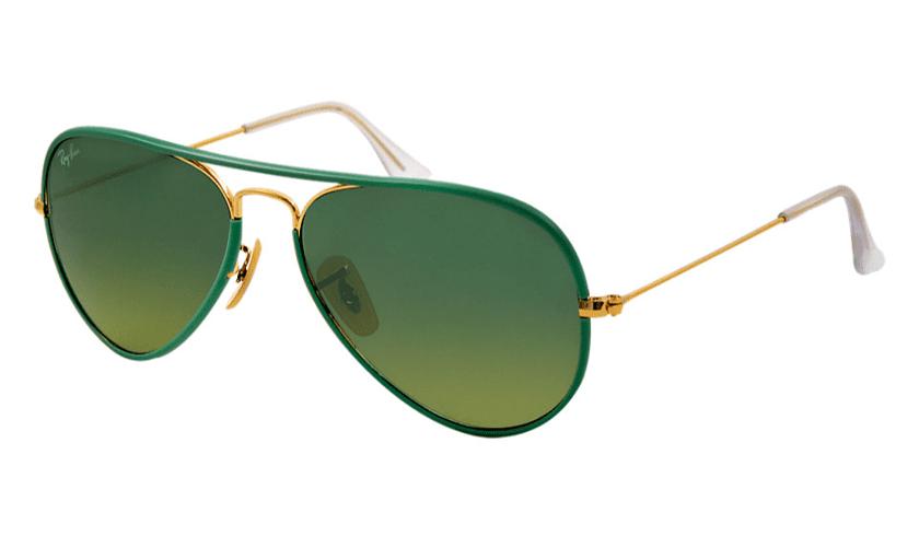 Ray-Ban RB 3025JM 001/3M Aviator Sunglasses-1