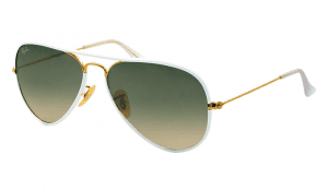 Ray-Ban RB 3025JM 146/32 Aviator Sunglasses-1